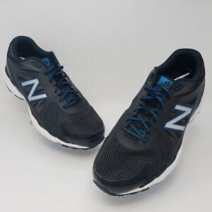 White Running Shoes Sz 14 4E M680LB4