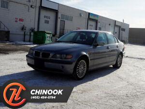 2004 BMW 3 Series 4dr Sdn RWD 320i
