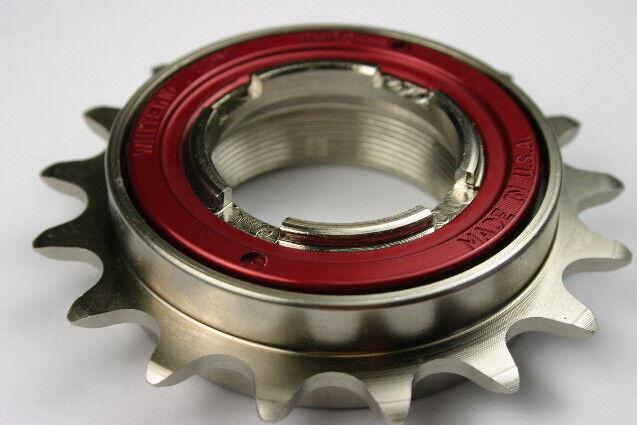 blanco Industries rueda libre 17 dientes rueda libre de precisión, 17 T