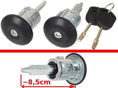 RECHTS 2x Schlüssel für Ford Transit 2000-06 Türschloss Schließzylinder LINKS
