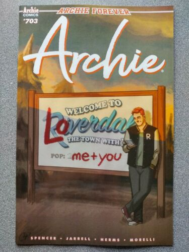 ~ VF//NM Book 2019 ARCHIE Comics ARCHIE #703c Archie Forever
