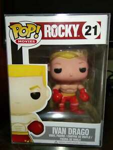 Funko-Pop-Rocky-Ivan-Drago-21-Vinyl-Figure-Rare-Vaulted-Mint-Box-With-Protector