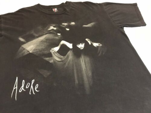 vintage smashing pumpkins shirt Adore XL