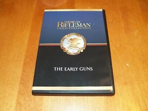 THE-EARLY-GUNS-AMERICAN-RIFLEMAN-History-Channel-Tales-of-the-Gun-Guns-DVD