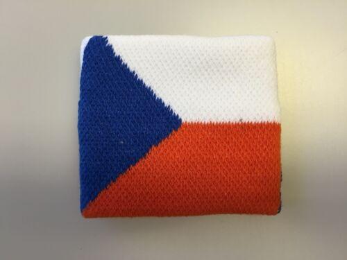 Flag Sweatband Wristband Bracelet Many Countries European Football Championship