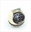 thumbnail 5 - MCL Matthew Campbell Laurenza Sapphire Enamel Retro Ring Sterling Silver Sz 5.5
