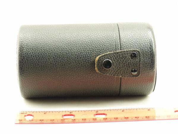 Ar Hexanon Konica Rigide Objectif Appareil Photo Étui Pour 135mm F3.5 12.7cm De Vif Et Grand Dans Le Style
