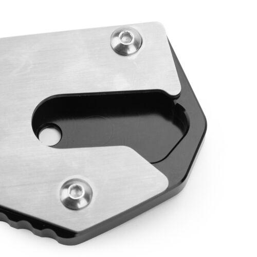 CNC Motorrad Seitenständer Verlängerungs Für SUZUKI DL650 V-STROM 650 2012-2019