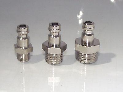 Rectus 21 Typ Nippel Stecker Bsp Gewinde Home & Garden Wassereinspeisung Fassung Mikrobore Durable In Use