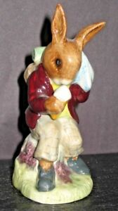 Billie-Bunnykins-034-Cooling-Off-034-Doulton-amp-Co-Limited-1972-Collectible-Figurine