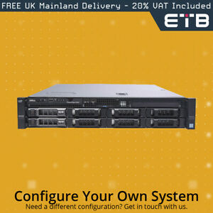 Dell-PowerEdge-R530-1x8-3-5-034-Hard-Drives-Build-Your-Own-Server