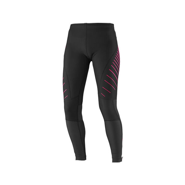 Salomon Laufhose Damen, Endurance Tight Damens, Größe L, EAN 0887850465766