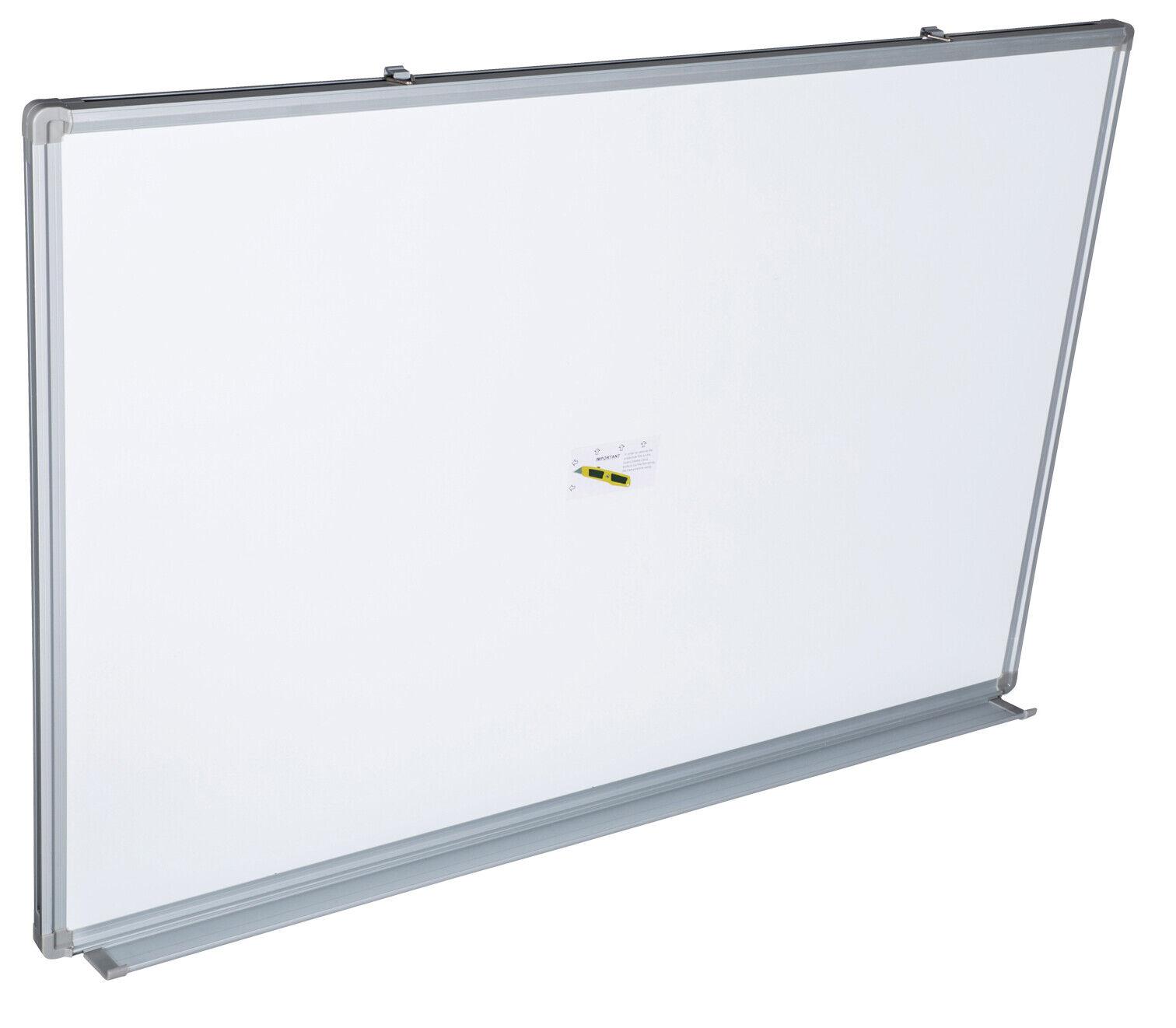 Weißboard 150 cm x 90cm Magnettafel Schreibtafel Wandtafel Memoboard clip   Preisreduktion    Merkwürdige Form    Zahlreiche In Vielfalt