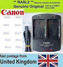 Genuine Original CANON Charger,CA-PS400 BP-511A EOS 50D 40D 30D 20D 5D MK1, D60