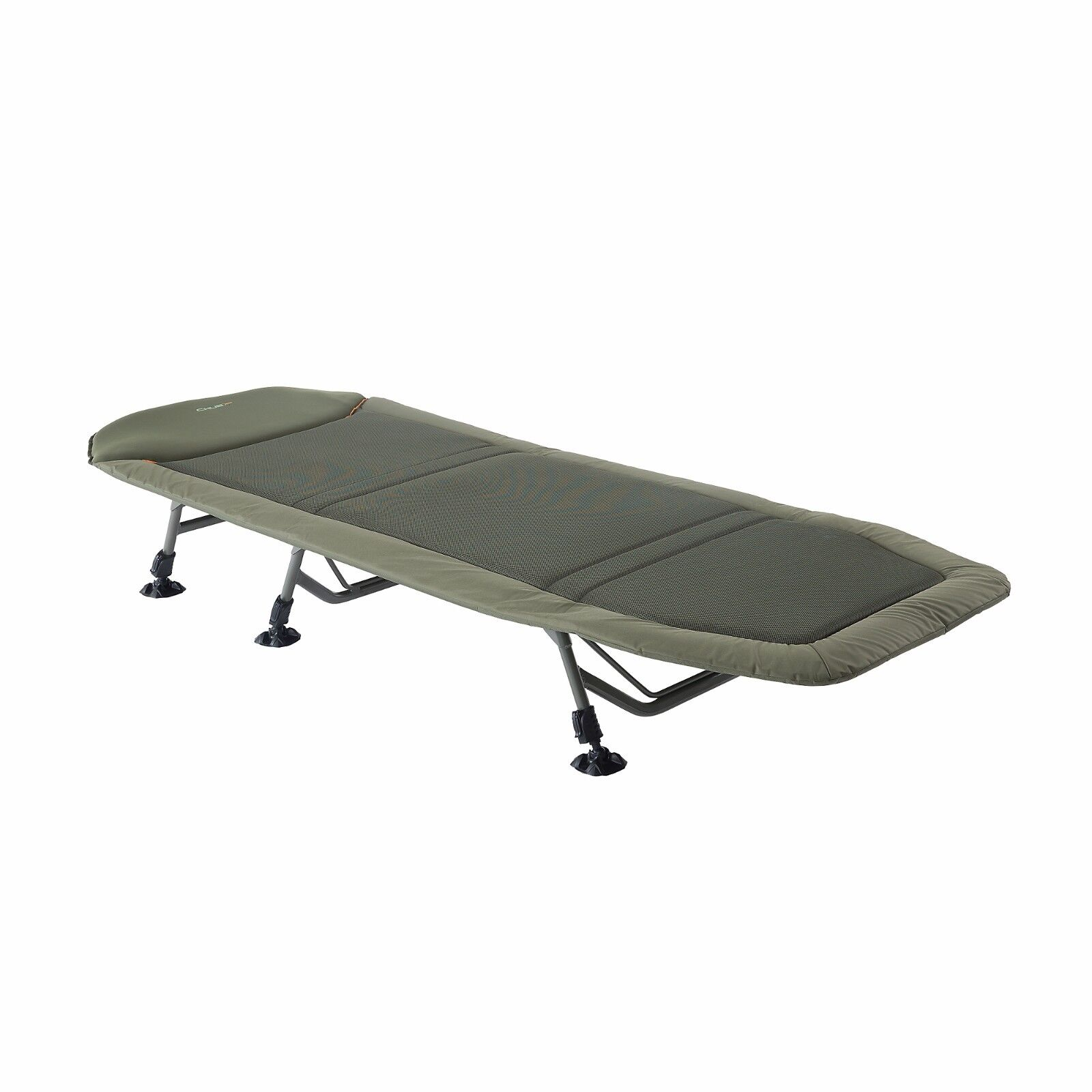 Chub Outkast 6 Leg Folding Flatbed - Aluminium Frame, Carp Fishing Bed