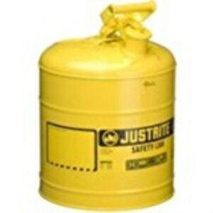 Can,Safety 5 Gal Type I Yellow (Diesel)