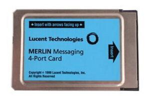 Lucent-Technologies-MERLIN-Messaging-R1-4-Port-Card