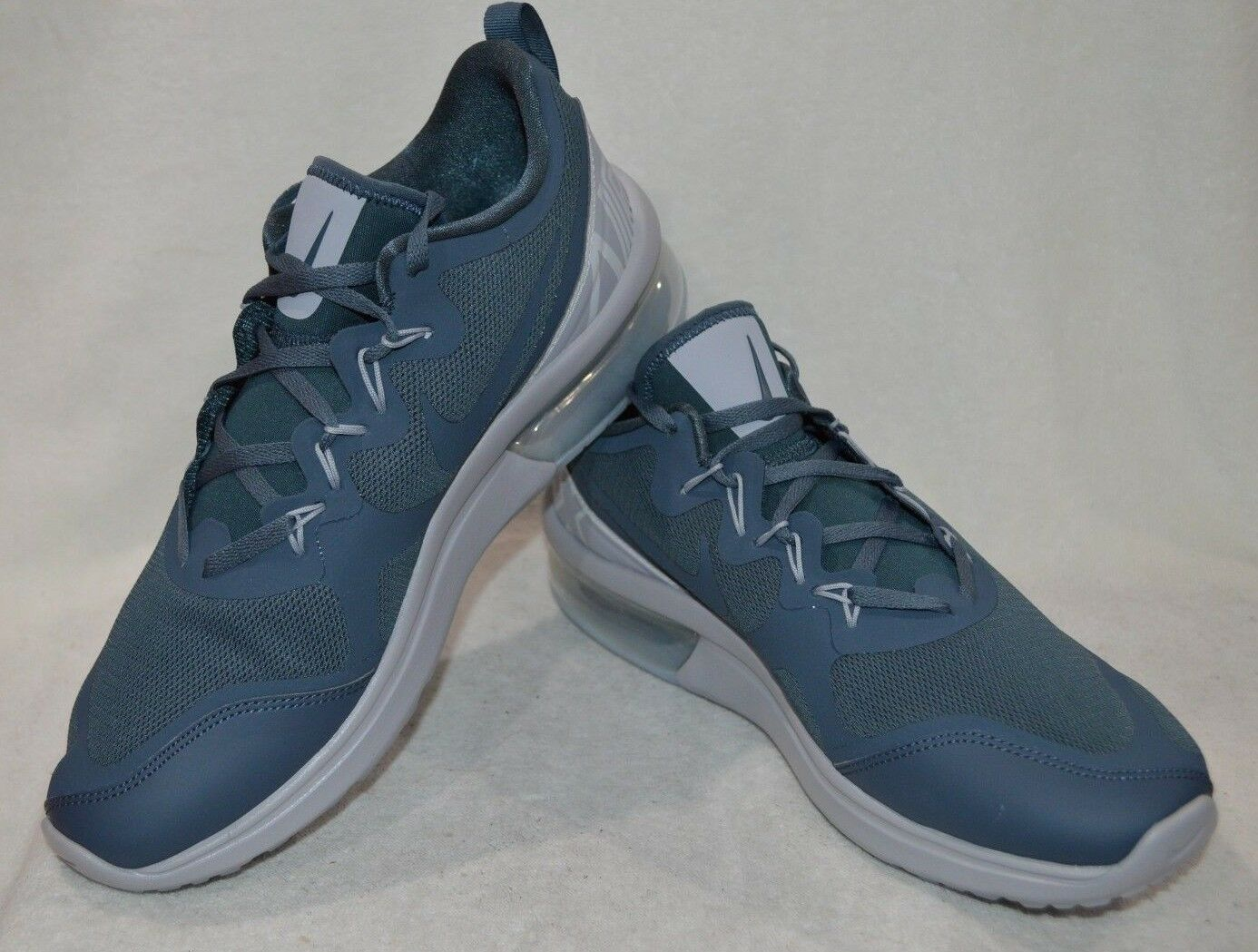 Nike Air Hommes Max Fury Bleu Fox/Platinum Hommes Air Running Chaussures -Asst b73f92