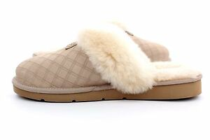 fd222a1126b UGG COZY DOUBLE DIAMOND FRESHWATER PEARL COLOR WOMEN'S SLIPPERS SIZE ...