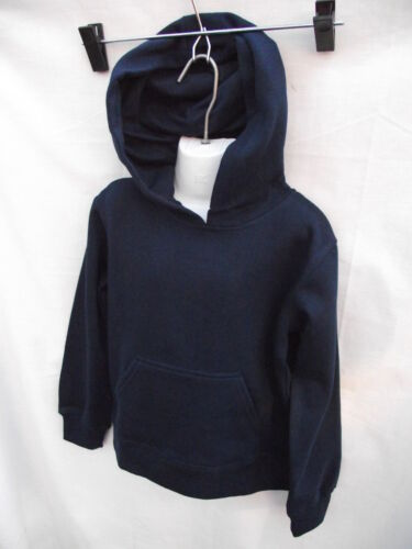 BNWT Feedback Brand Navy Blue Boys Sz 5 Warm Windcheater Style Hoodie Top