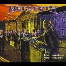 Megadeth - The System Has Failed  (CD, Sep-2004, Sanctuary (USA))