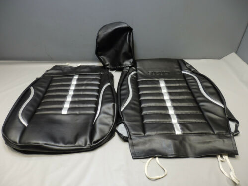 SUZUKI Samurai Sitzbezug Schonbezug Kunstleder für vorne rechts oder links