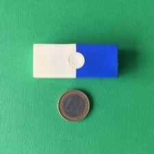 Vintage Staedtler 526 28 Germany Eraser With Blue Beige Plastic Cover