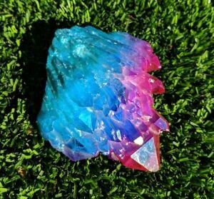 Pink-Blue-Purple-Color-Therapy-Aura-Quartz-Crystal