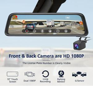 10-034-Dual-Lens-Car-DVR-Dash-Cam-Front-and-Rear-Mirror-Camera-Video-Recorder-1080P