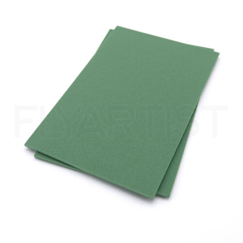 Hareline Fly Tying /& Craft Material THIN FLY FOAM 2MM 2 Sheets Per Pack NEW!