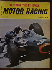 Motor Racing - BRSCC journal - magazine - May 1966