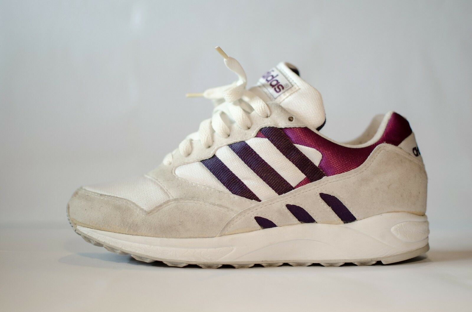 ADIDAS EURO SUPER 7,5 US 6 UK 39 1 3 OG VINTAGE 1995