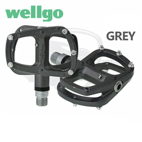 Wellgo Touring City Road Bike Platform Pedals Alloy Sealed