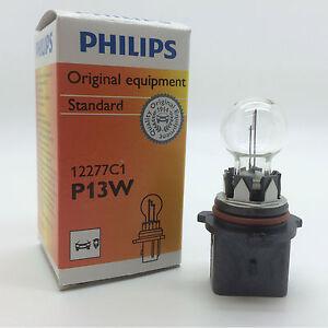 philips 12277C1 12v 13w p13w lightbulb