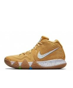 buy popular 324e1 bc2bc Details about Kyrie 4 Cinnamon Toast Crunch BV0426-900 w/Receipt Size 5-10