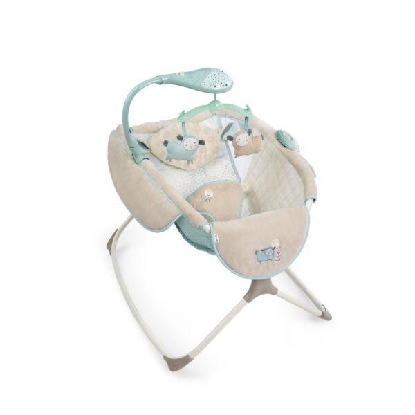 Baby Ingenuity Moonlight Rocking Sleeper Newborn Soft