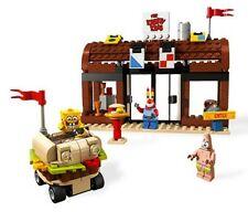LEGO 3833 - Spongebob - Krusty Krab Adventures - NO BOX