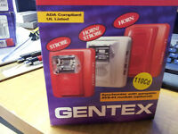 Gentex Commander 2 Gec24-110wr In Box Horn/strobe B35