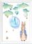 Baby-Boy-Peter-Rabbit-Beatrix-Potter-Nursery-Decor-Art-Print-Set-Bunny-Room miniatuur 4