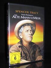 DVD DER ALTE MANN UND DAS MEER - SPENCER TRACY - nach ERNEST HEMINGWAY ** NEU **