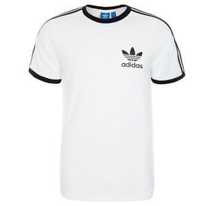 adidas originals retro trefoil 3 stripe sport essential t shirt tee 7. Black Bedroom Furniture Sets. Home Design Ideas