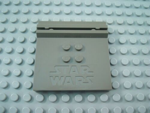 LEGO Dark Gray Star Wars Minifig Display Stand