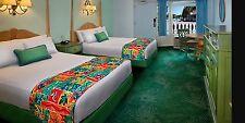 Disney's Caribbean Beach Resort Bed Runner Cast Exclusive