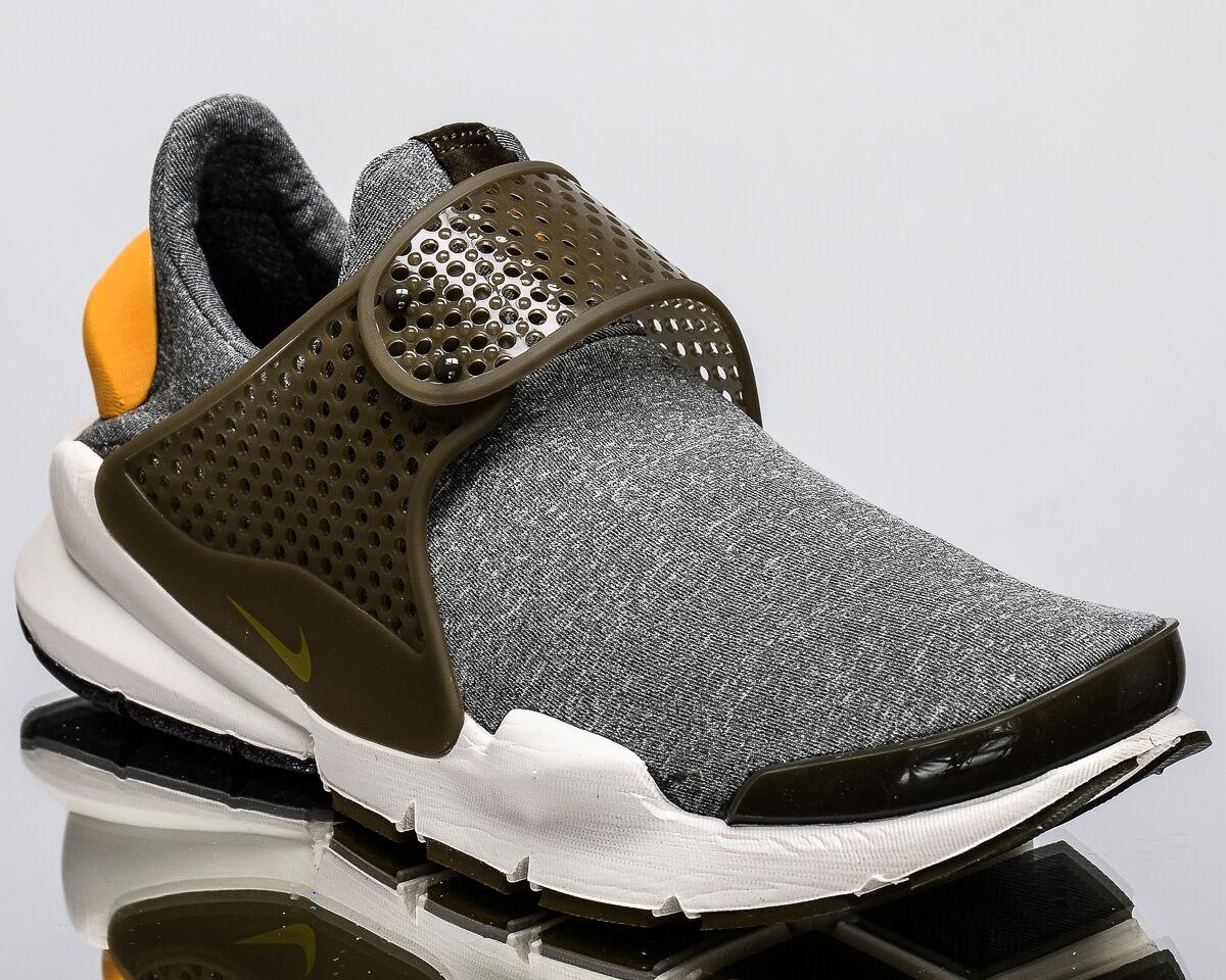 Nike wmns socke dart se frauen lifestyle sneaker neue dunkle 862412-300 loden