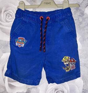 Boys Age 3-4 Years - Paw Patrol Shorts
