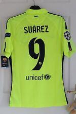 Barcelona 2014 Suarez Player Issue Shirt Camiseta Jersey Uruguay Liverpool Ajax