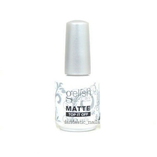 Harmony Gelish - Matte Top It Off - 0.5oz / 15ml