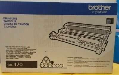 Free Shipping! Genuine Brother DR-420 Drum Unit