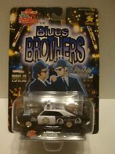 Racing Champions The Blues Brothers Pontiac Police Cruiser Issue #6 1:64 C20-29