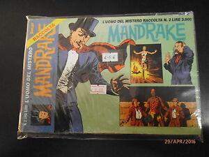 MANDRAKE L'UOMO DEL MISTERO RACCOLTA n° 2  - COMIC ART